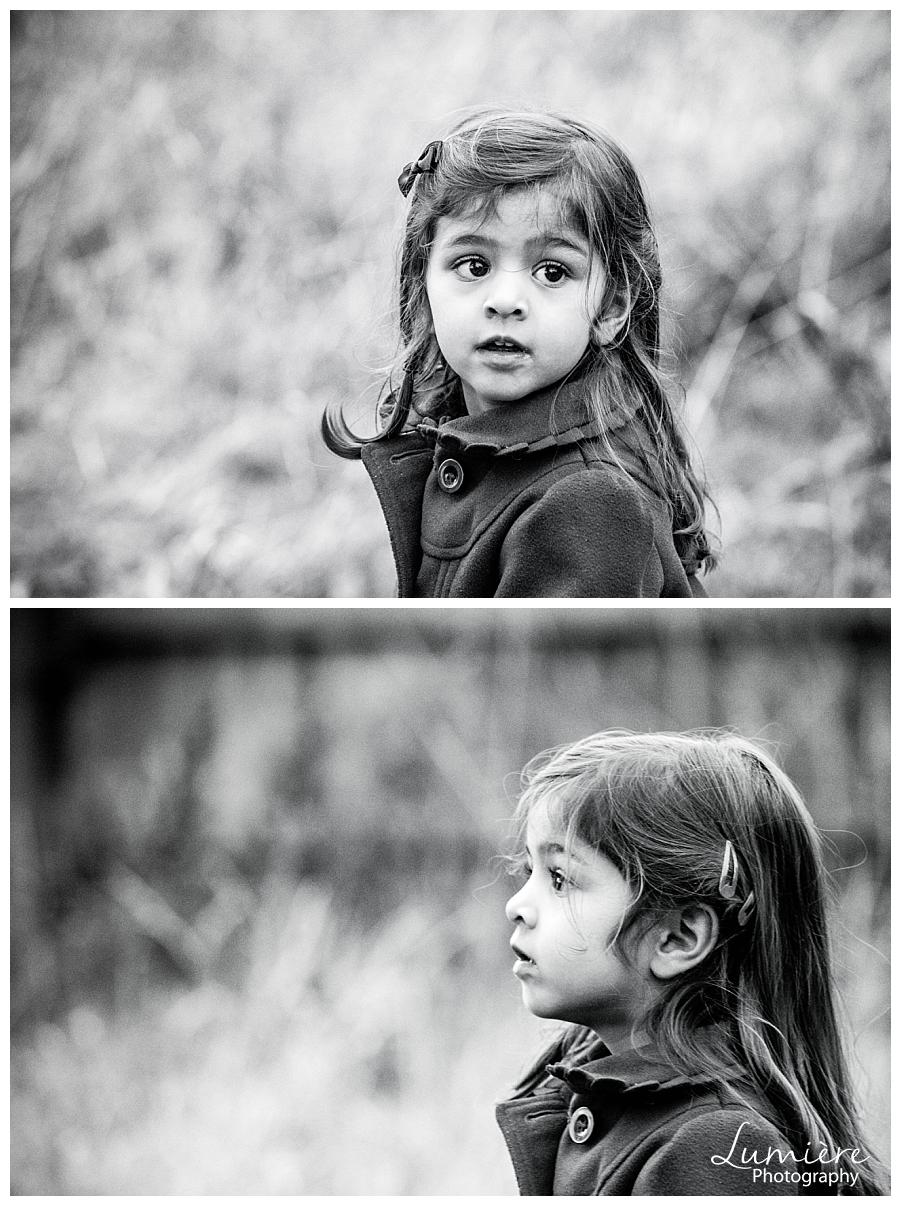 winter children photoshoot leicester