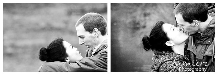 pre-wedding photoshoot at bradgate park by lumiere photography