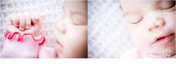 newborn photographer in derby newborn face
