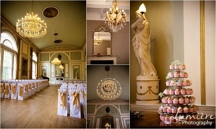 Leicester Wedding Venue: The City Rooms the biggest room upstairs