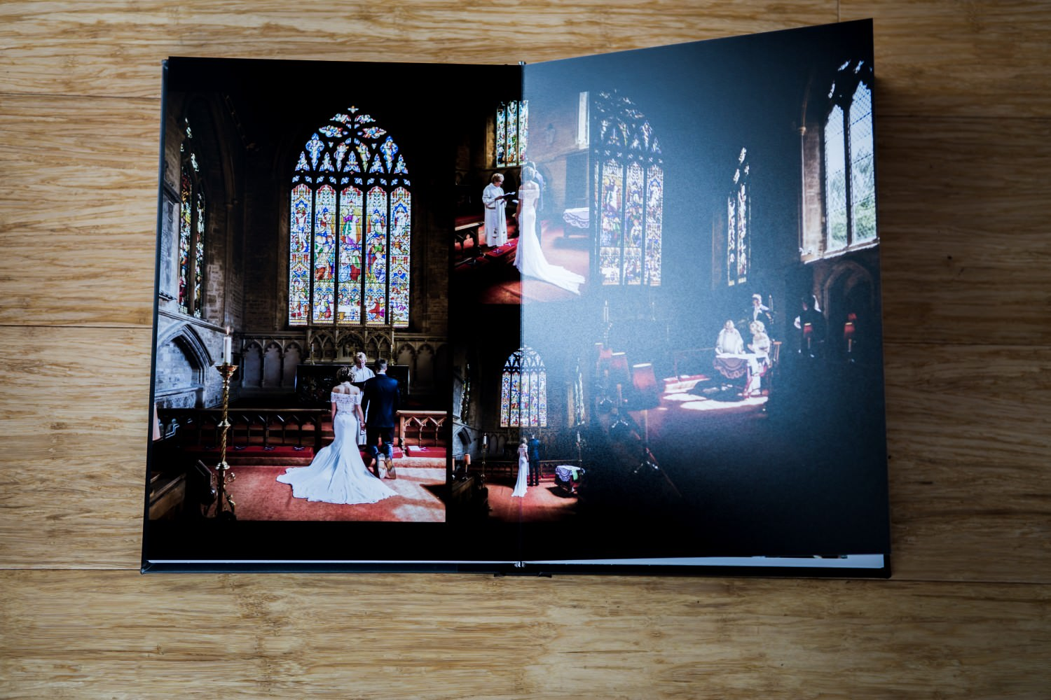 Holney church wedding album