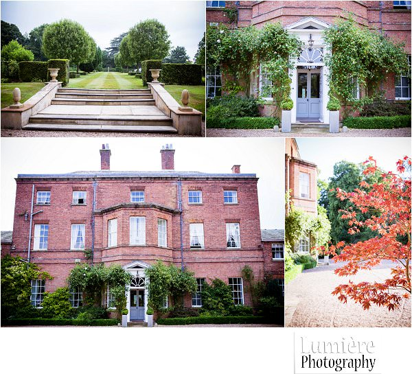 Norwood park wedding venue