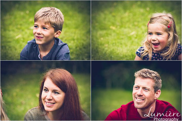family photography in leicester telling stories