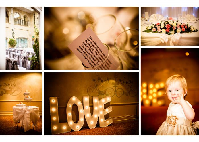 Nailcote hall wedding photographer details