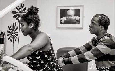 Birth Photographer at Nottingham City Hospital