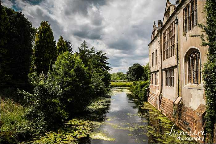 Coombe Abbey wedding venue in warwickshire