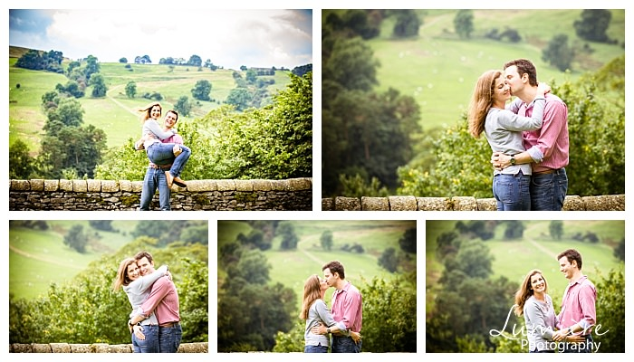 couple photoshoot in Derbyshire
