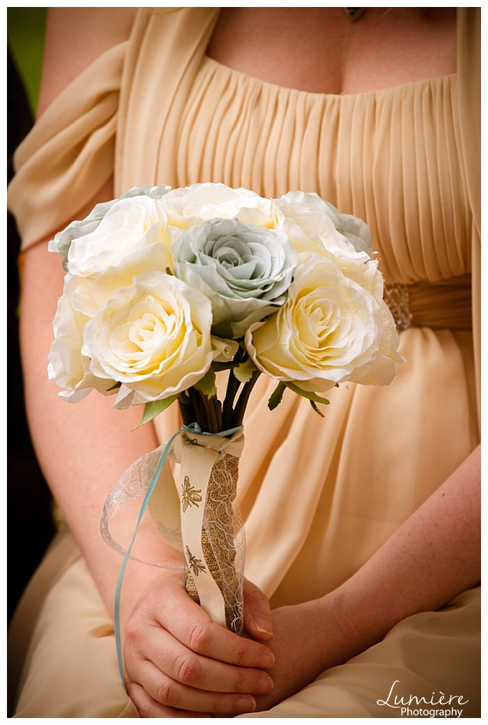 derbyshire-wedding-photographer bridesmaid bouquet