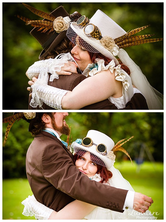 derbyshire-wedding-photographer couple fun