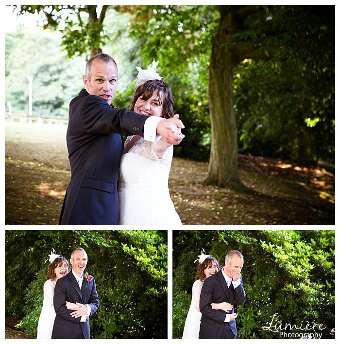 uffculme centre wedding in Birmingham bride and groom