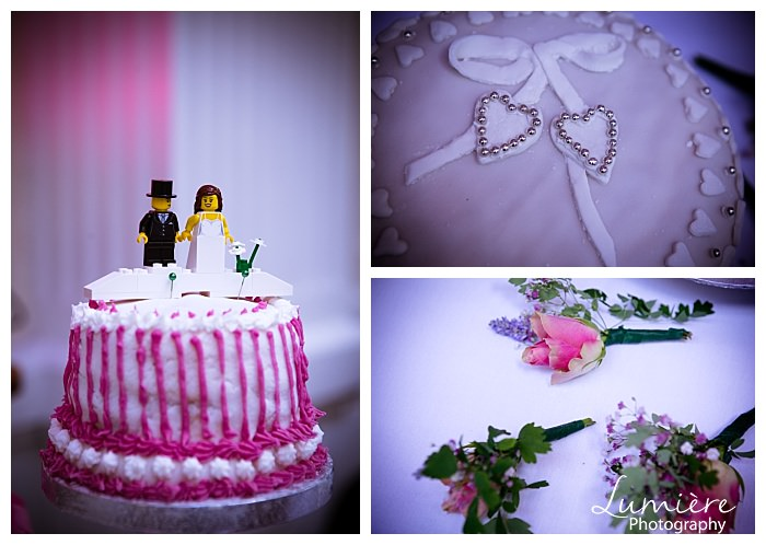 uffculme centre wedding in Birmingham cake - First things first: what to do when you just got engaged?