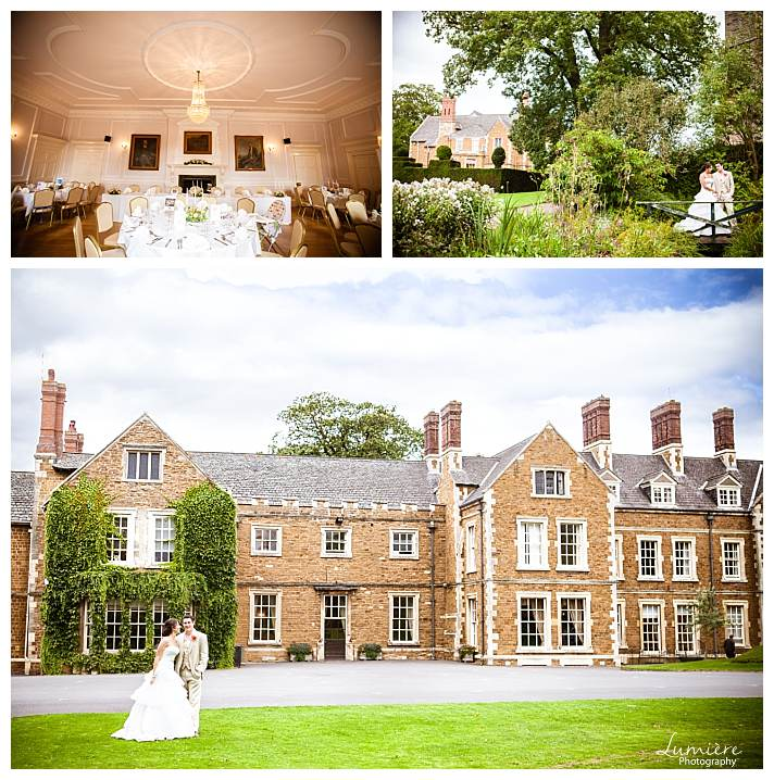Wedding photographers near brooksby hall
