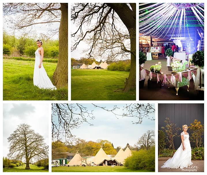 Bawdon lodge farm wedding venue for tipi, marquee and barn weddings near Loughborough