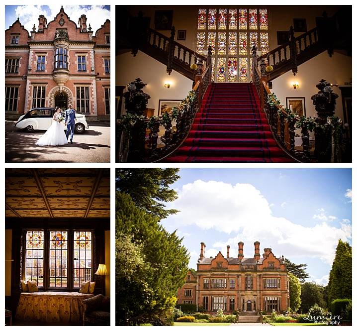 Beaumanor hall wedding photographer
