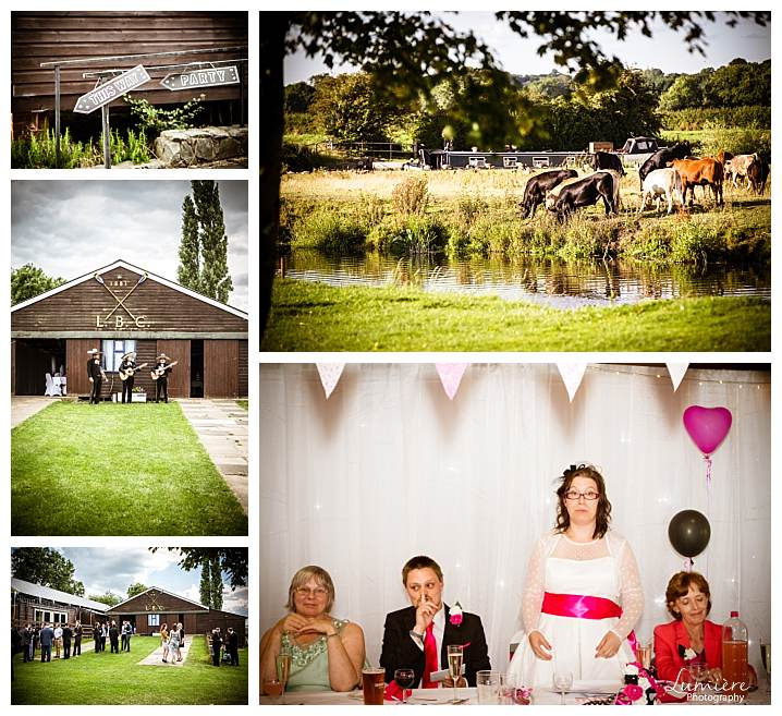loughborough boat club wedding
