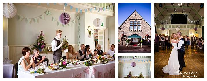 Quorn Village Hall wedding