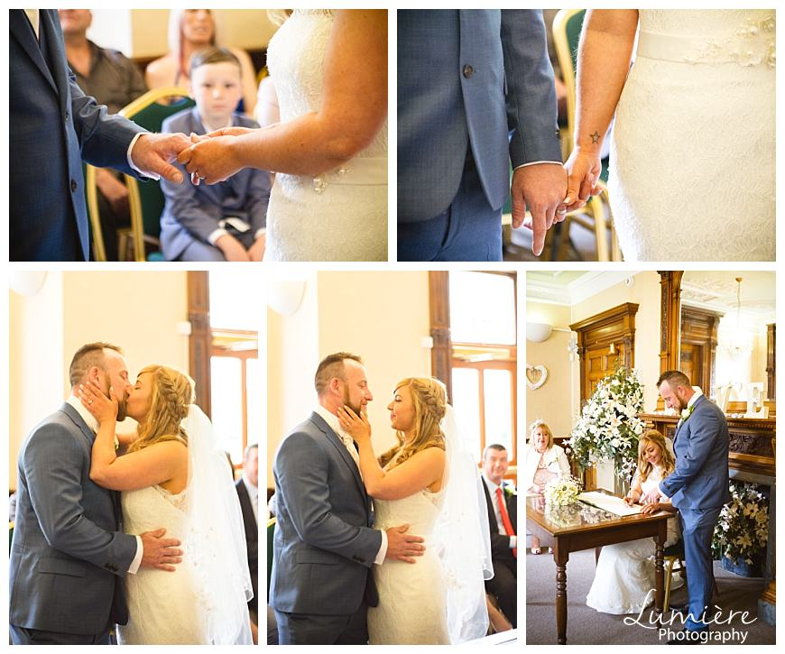 Loughborough registry wedding photographer