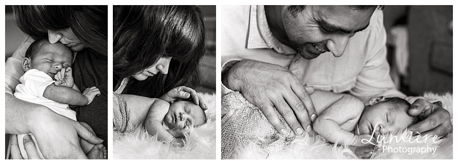 baby photoshoot leicester with toddler