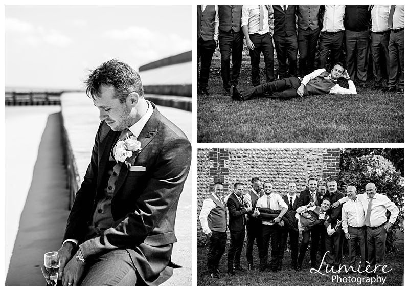 chaucer barn wedding photographer norfolk