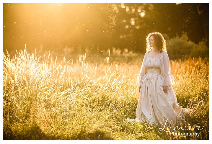 Be who you want to be! Portrait photographer Derby