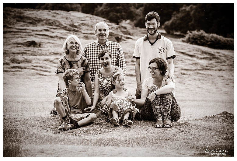 Bradgate Park Leicester Family Photoshoot