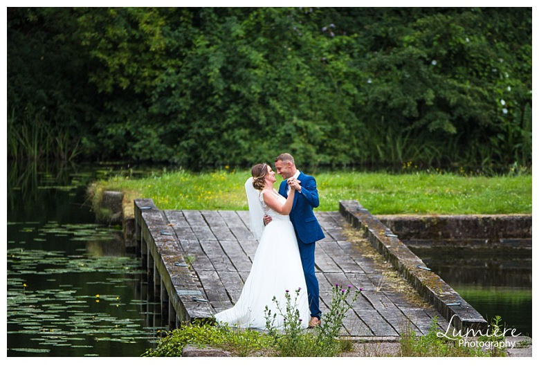 Foxton Locks Handfasting