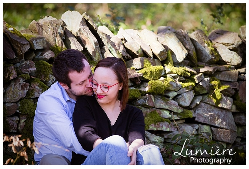 Spring couple photoshoot Loughborough – Celebrating an anniversary