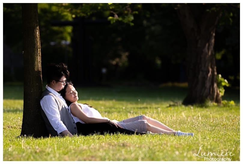 relaxed chinese wedding photoshoot at loughborough university