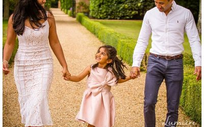 Stapleford Park Wedding Anniversary and Family Photoshoot