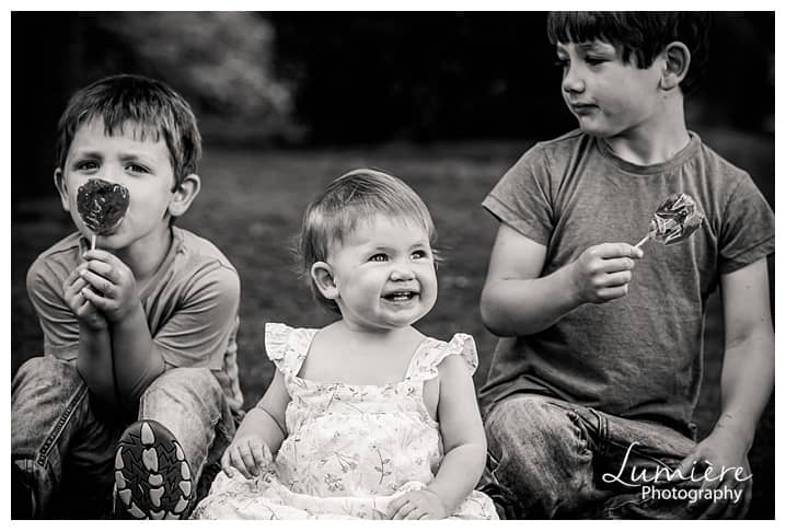 Elvaston Castle family photoshoot- the children