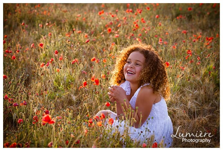 poppy field child portraits nottingham